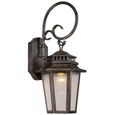 <strong>Minka Lavery</strong> Wickford Bay 1 Light Outdoor Wall Sconce