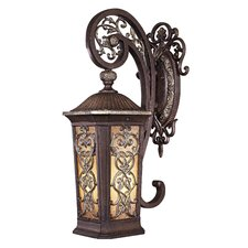 <strong>Minka Lavery</strong> Jessica McClintock Home, Romance 1 Light Outdoor Wall Sconce