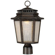 Wickford Bay 1 Light Outdoor Post Lantern