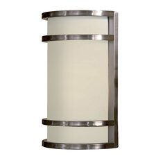 Bay View 1 Light Outdoor Wall Sconce