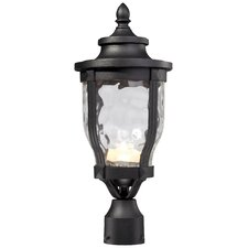 Merrimack 1 Light Outdoor Post Lantern