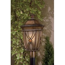 Aston Court 1 Light Outdoor Post Lantern