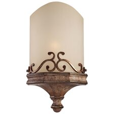 <strong>Minka Lavery</strong> Cornerstone 1 Light Wall Sconce