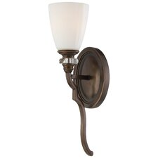 <strong>Minka Lavery</strong> Thorndale 1 Light Wall Sconce