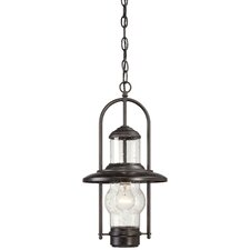 <strong>Minka Lavery</strong> Settlers Way 1 Light Chain Hung Outdoor Lantern