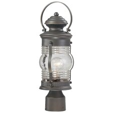<strong>Minka Lavery</strong> Lynnfield 1 Light Outdoor Post Lantern