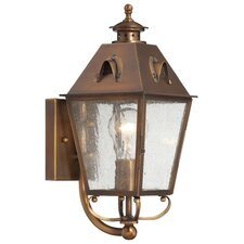 Edenshire 1 Light Outdoor Wall Sconce