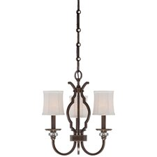 <strong>Minka Lavery</strong> Thorndale 3 Light Mini Chandelier