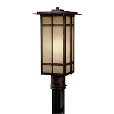 Delancy 1 Light Outdoor Post Lantern