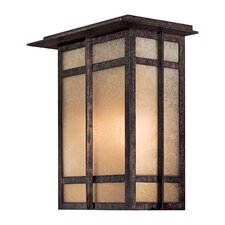 <strong>Minka Lavery</strong> Delancy 1 Light Outdoor Wall Sconce