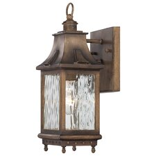 Wilshire Park 1 Light Outdoor Wall Sconce