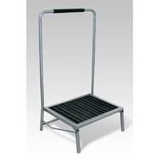 1-Step Extra Wide Folding Step Stool
