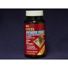 Brewer's Yeast with Garlic (150 pieces)