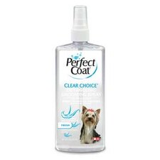 Perfect Coat Clear Detangling Choice Grooming Spray