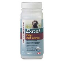 Excel Daily Multi-Vitamin for Puppy Formula