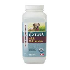 Pervinal Excel Chewable Dog Vitamins (180 pieces)