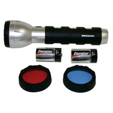 Rebel 2D/4LED Flashlight with Lenses