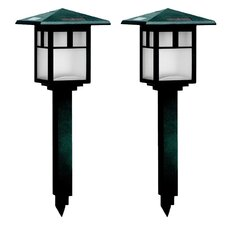 Cypress Solar Light (Set of 2)
