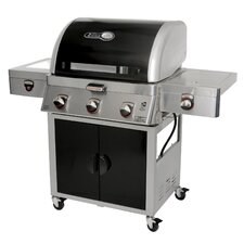 Zone 5-in-1 Cooking System Dual Fuel Gas Grill