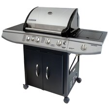 Pro Series 4 Burner Gas Grill