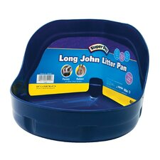 Long John Litter Pan with Locks Rabbit