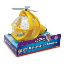 Critter Helicopter Cruiser Small Animal Toy