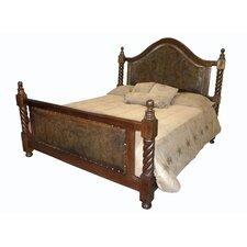 Solomon Panel Bed