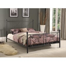 <strong>InRoom Designs</strong> Metal Bed
