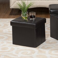 <strong>InRoom Designs</strong> Storage Bench Ottoman