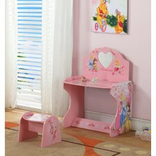"24"" Kids Desk with Stool"