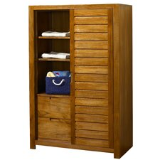 Flyer Sliding Door and Drawer Chest