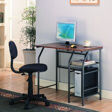 "<strong>InRoom Designs</strong> 40"" W Computer Desk"