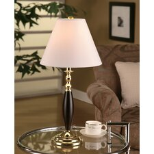 """24"""" H Table Lamp with Empire Shade (Set of 2)"""