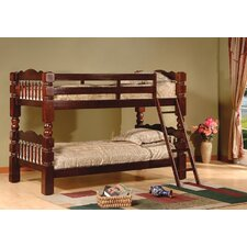 <strong>InRoom Designs</strong> Twin over Twin Bunk Bed