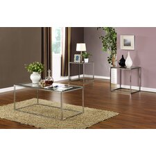 Bruges 3 Piece Coffee Table Set