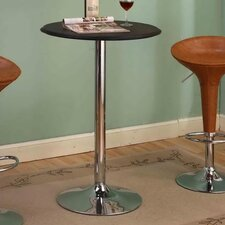 <strong>InRoom Designs</strong> 3 Piece Counter Height Pub Table Set