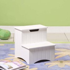 2-Step Storage Step Stool