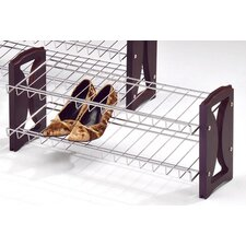 <strong>InRoom Designs</strong> Shoe Rack
