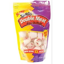 Double Meat Dog Treat (12-Pack)