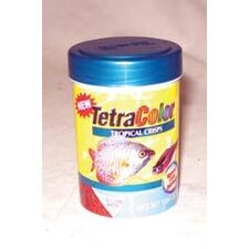 Tetracolor Tropical Crisp Food