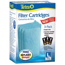<strong>Tetra</strong> 3 Count Replacement Filter Cartridges