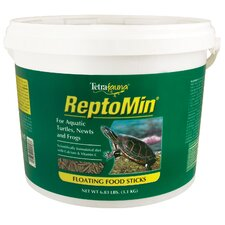 Reptomin Sticks Reptile Food - 6.83 lbs