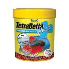 Tetrabetta Plus Mini Pellet Fish Food - 1.2 oz.