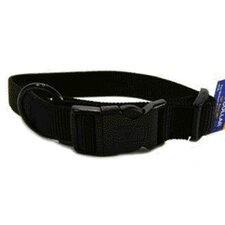 Adjustable Dog Collar in Black