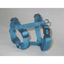 Adjustable Dog Harness in Ocean