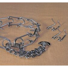 Chain Prong Training Collar