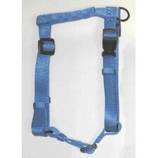Adjustable Comfort Dog Harness in Berry
