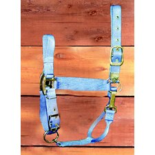 Adjustable Chin Halter with Snap