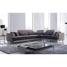 Modern Sectional Sofa and Chair set