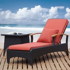 2 Piece Lounge Seating Group with Cushion